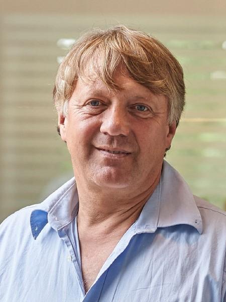 Arnold Wiegmann arbeitet für die grewe-gruppe