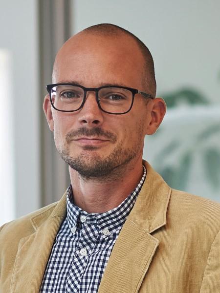 Henning Schwardt arbeitet für die grewe-gruppe