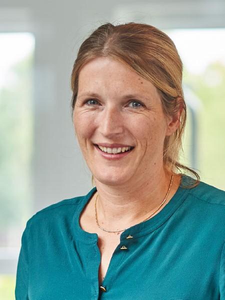Julia Grewe-Schwardt arbeitet für die grewe-gruppe