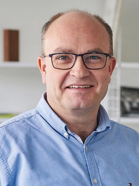 Rainer Schröder arbeitet für die grewe-gruppe