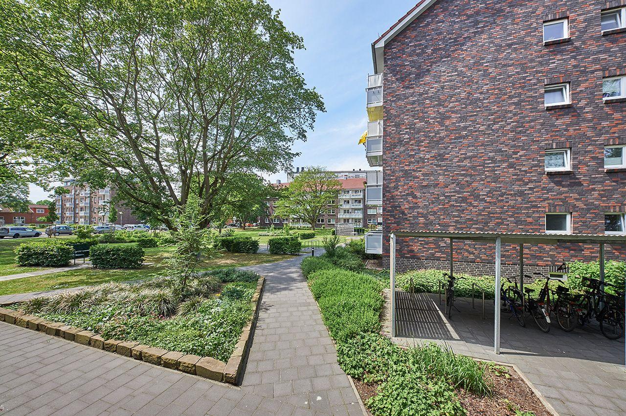 Attraktive Außengestaltung in der Kasseler Straße in Bremen