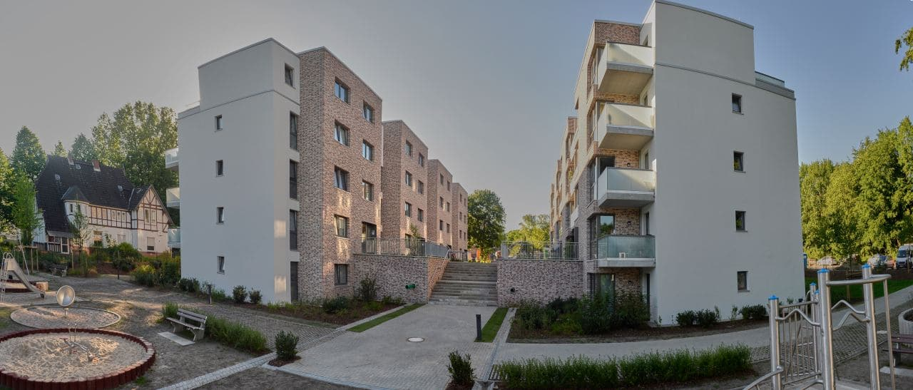 Außenanlagen Am Weißenberge