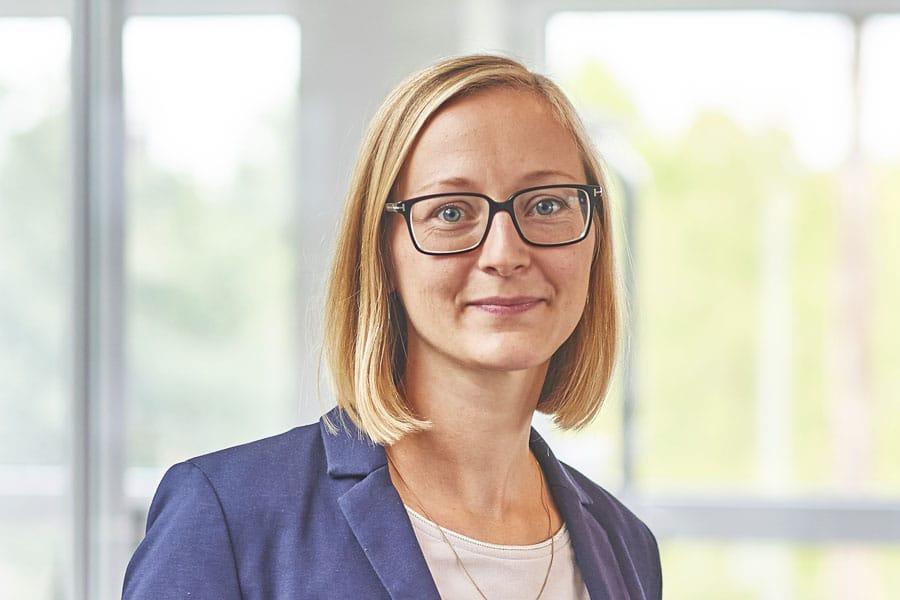 Anna Wetjen arbeitet für die grewe-gruppe