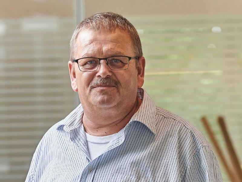 Harald Bredehöft arbeitet für die grewe-gruppe