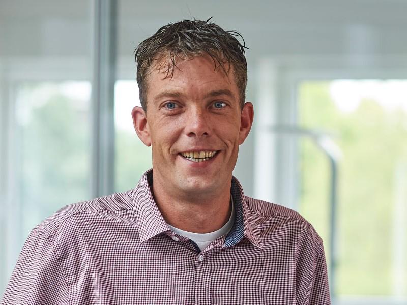 Jan Jagels arbeitet für die grewe-gruppe
