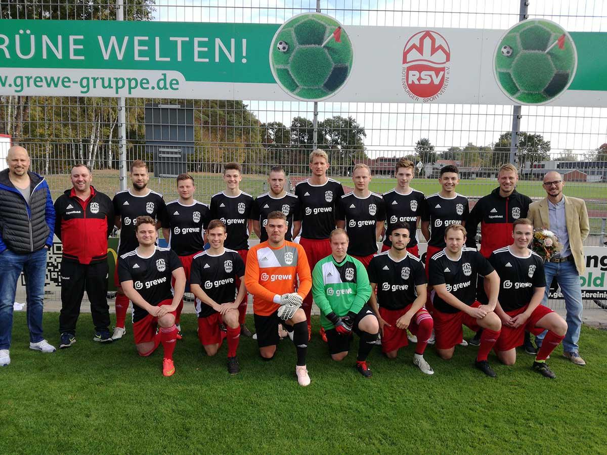 2. Herrenmannschaft Rotenburger SV