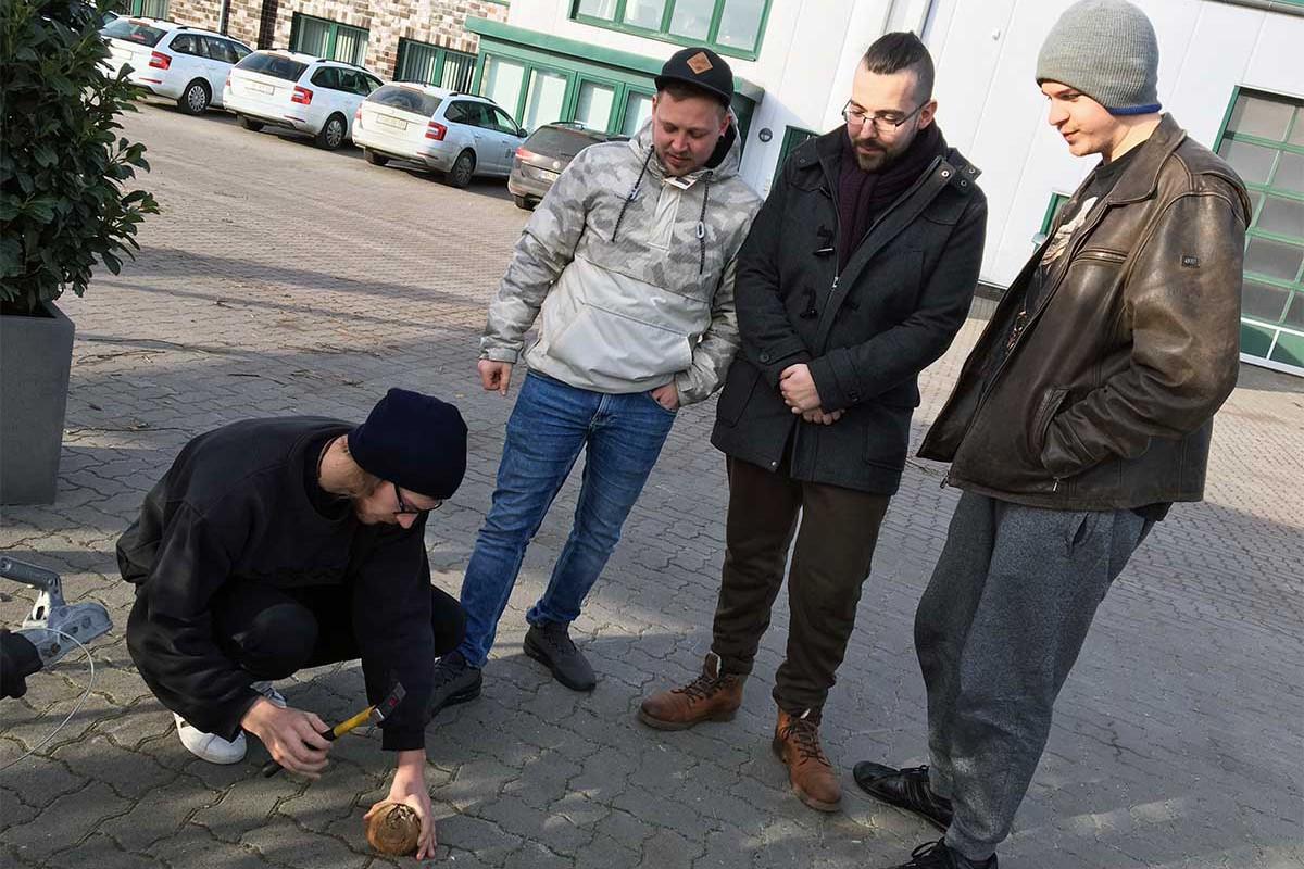 Azubitage bei grewe in Bremen